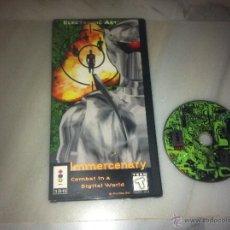 Videojuegos y Consolas: JUEGO VIDEOCONSOLAS PANASONIC 3DO IMMERCENARY. Lote 41774623
