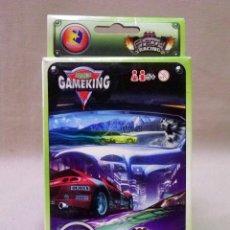 Videojuegos y Consolas: JUEGO, VIDEOJUEGO, GAMEKING, 2004, RACING. Lote 41846985