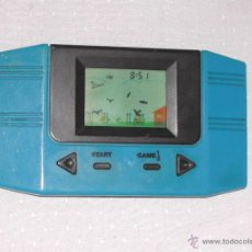 Videojuegos y Consolas - Consola Maquinita VINTAGE LCD --- EAGLE CATCH CHICKEN. Made in Hong Kong. - 42030130