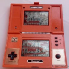 Videojuegos y Consolas: NINTENDO GAME WATCH DONKEY KONG. Lote 171566448