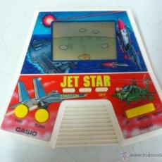 Videojuegos y Consolas: MAQUINITA - CONSOLA JET STAR CASIO CG-430 AÑOS 80. FUNCIONANDO. Lote 42234563