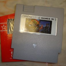 Videojuegos y Consolas: (TC-1) VIDEO JUEGO 4 GAMES IN 1 GAME PARKS. Lote 42329138