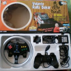 Videojuegos y Consolas - Consola Volante Rally Dakar de Cefa Toys - 42354206