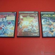 Videojuegos y Consolas: TRILOGÍA DRAGON'S LAIR. Lote 42354951
