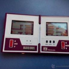 Videojuegos y Consolas: NINTENDO GAME WATCH MARIO BROS. Lote 96672590