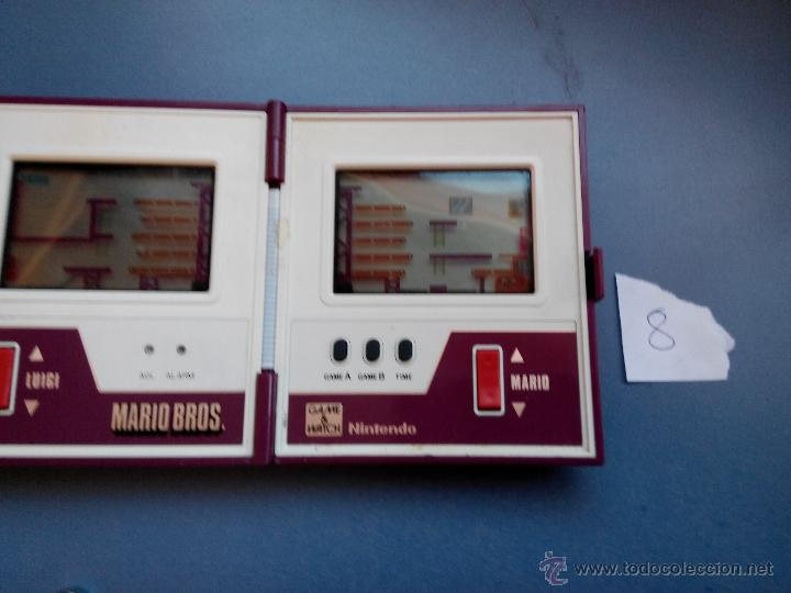 Videojuegos y Consolas: nintendo game watch mario bros - Foto 3 - 96672590