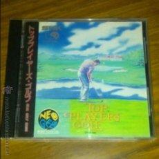Videojuegos y Consolas: TOP PLAYER GOLF - NEO GEO NEOGEO CD. Lote 42845647