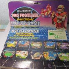 Videojuegos y Consolas: JUEGO DE ELECTRONICA 3 DIMENSIONES, AÑOS 70-80. CAJA ORIGINAL. Lote 42880524