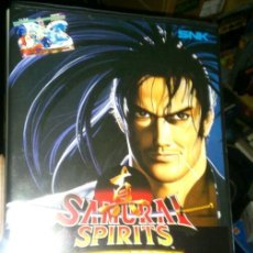Videojuegos y Consolas: SAMURAI SPIRITS 2 - NEOGEO NEO GEO AES. Lote 42890007