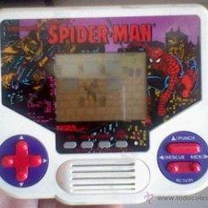 Videojuegos y Consolas: SPIDER-MAN SPIDERMAN TIGER 1988 MAQUINITA CONSOLA PROBADA. Lote 43296388