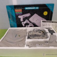 Videojuegos y Consolas: ANTIGUA VIDEO CONSOLA MASTERGAMES EN SU CAJA - NUEVA A ESTRENAR. Lote 62744751