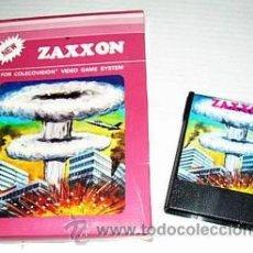 Jeux Vidéo et Consoles: ZAXXON (TAIWAN C.B EDITION) [SEGA] (1982) [CBS COLECOVISION]. Lote 36075872