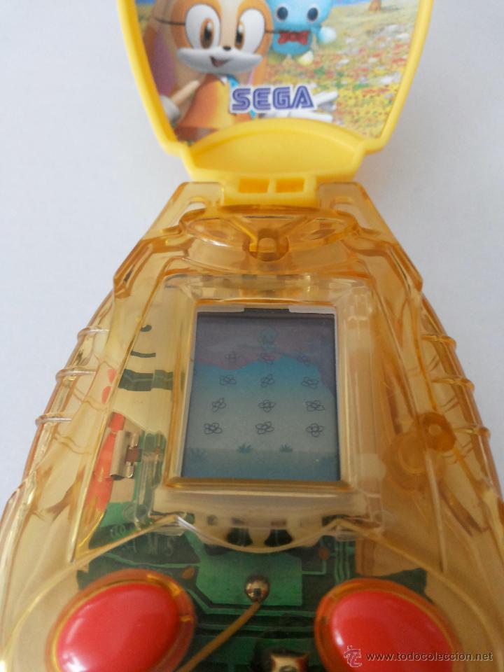 Videojuegos y Consolas: PEQUEÑO JUEGO DE BOLSILLO DE LA MARCA SEGA PARA PROMOCIÓN McDonald's 2005. - Foto 2 - 44108743
