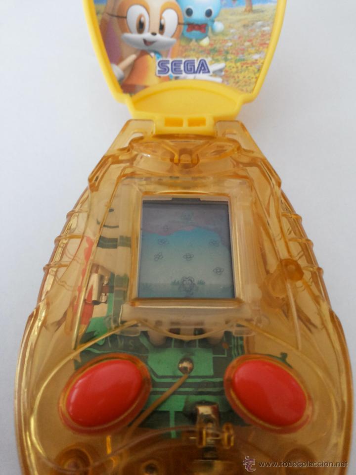 Videojuegos y Consolas: PEQUEÑO JUEGO DE BOLSILLO DE LA MARCA SEGA PARA PROMOCIÓN McDonalds 2005. - Foto 3 - 44108743