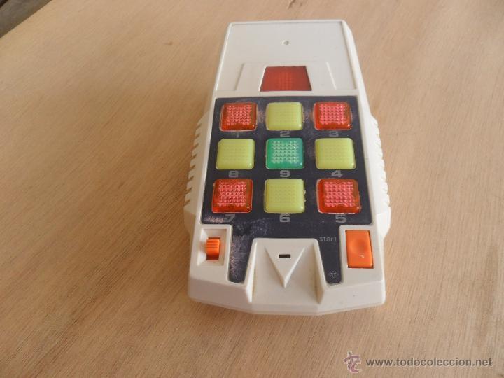 JUEGO MAQUINA THE GAME ROBOT 5 TAKATOKU TOYS MADE IN JAPAN (Juguetes - Videojuegos y Consolas - Otros descatalogados)
