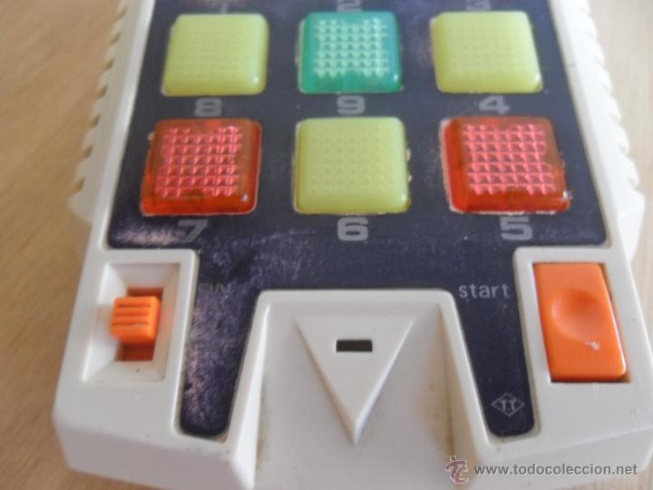 Videojuegos y Consolas: JUEGO MAQUINA THE GAME ROBOT 5 TAKATOKU TOYS MADE IN JAPAN - Foto 3 - 44174849