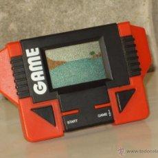 Videojuegos y Consolas: VINTAGE JUEGO ELECTRONICO VIDEOJUEGO ANOS 80 ELECTRONICO O VIDEOJUEGO.. Lote 44231552