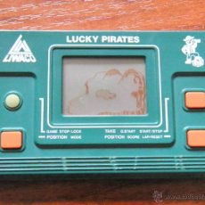 Videojuegos y Consolas: CONSOLA MAQUINITA MADE IN JAPAN LIWACO LUCKY PIRATES. Lote 44672029
