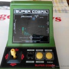 Videojuegos y Consolas: GAME WATCH TABLE TOP COBRA FUNCIONANDO. Lote 49537484