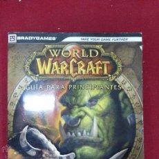 Videojuegos y Consolas: WORLD OF WARCRAFT GUIA PARA PRINCIPIANTES TAKE YOUR GAME FURTHER BLIZZARD CON CDS - BUEN ESTADO. Lote 45768464