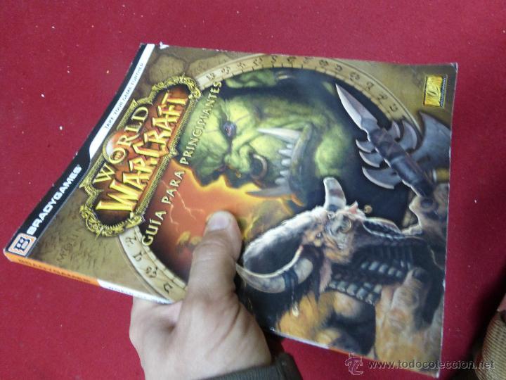 Videojuegos y Consolas: WORLD OF WARCRAFT GUIA PARA PRINCIPIANTES TAKE YOUR GAME FURTHER BLIZZARD CON CDS - BUEN ESTADO - Foto 2 - 45768464
