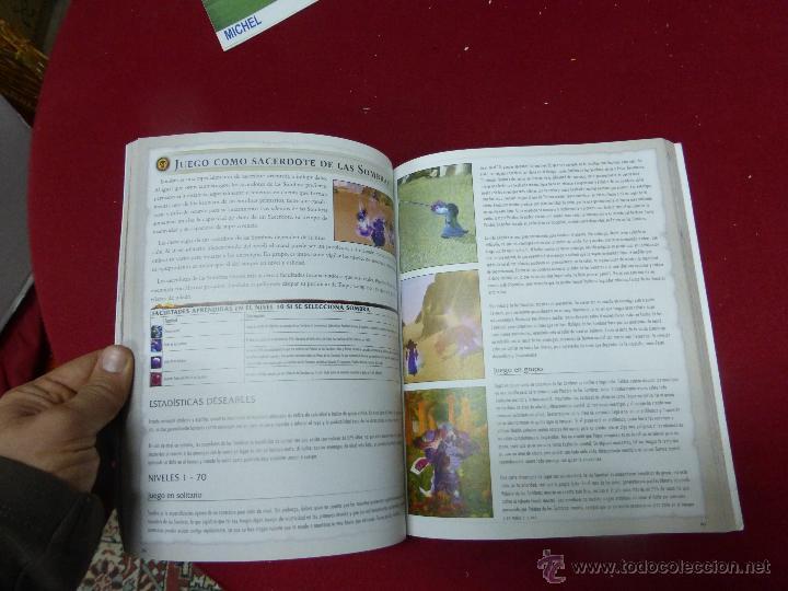Videojuegos y Consolas: WORLD OF WARCRAFT GUIA PARA PRINCIPIANTES TAKE YOUR GAME FURTHER BLIZZARD CON CDS - BUEN ESTADO - Foto 4 - 45768464
