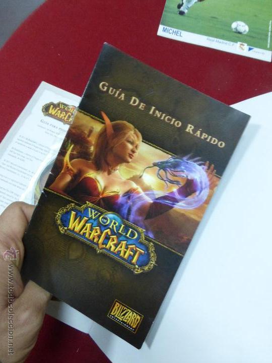 Videojuegos y Consolas: WORLD OF WARCRAFT GUIA PARA PRINCIPIANTES TAKE YOUR GAME FURTHER BLIZZARD CON CDS - BUEN ESTADO - Foto 5 - 45768464
