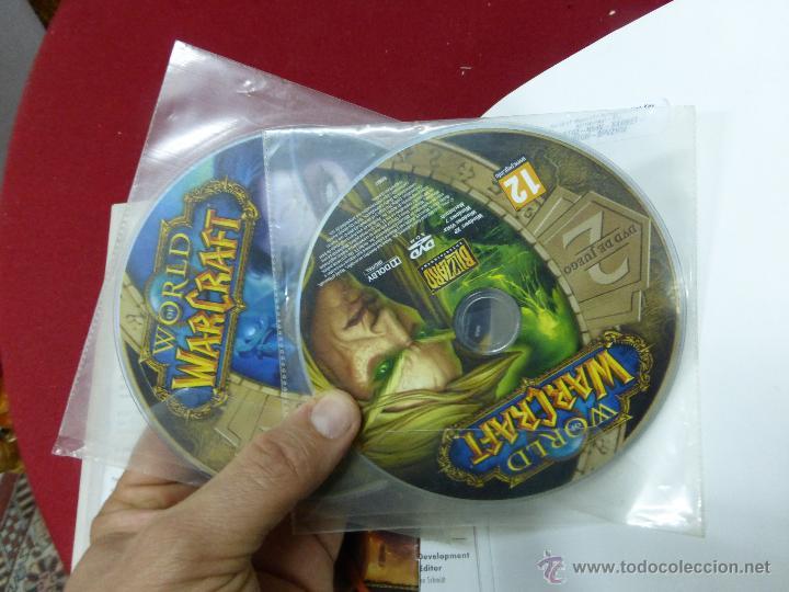 Videojuegos y Consolas: WORLD OF WARCRAFT GUIA PARA PRINCIPIANTES TAKE YOUR GAME FURTHER BLIZZARD CON CDS - BUEN ESTADO - Foto 6 - 45768464