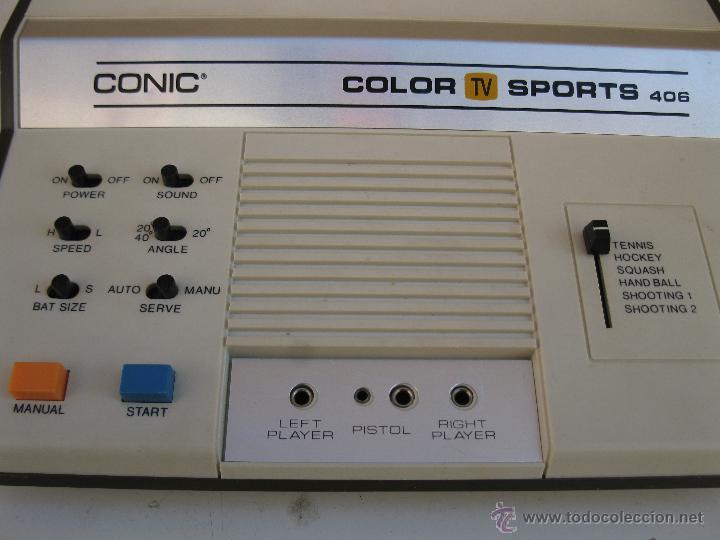 Videojuegos y Consolas: COLOR VIDEO GAME 406-6 - EN SU CAJA ORIGINAL. - Foto 2 - 46078151