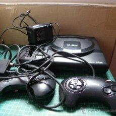 Videojuegos y Consolas: CONSOLA SEGA MEGA DRIVE 16 BIT CON. Lote 46212826