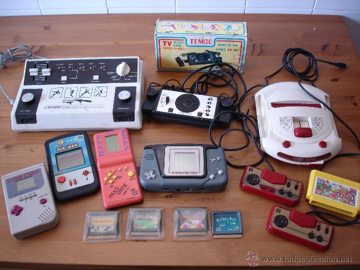 consolas de videojuegos comprar