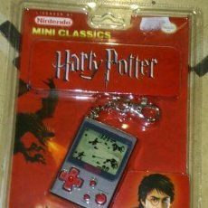 Videojuegos y Consolas: HARRY POTTER - NINTENDO MINI CLASSICS GAME WATCH. Lote 143400866