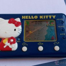 Videojuegos y Consolas: GAME WATCH DE TOMY HELLO KITTY. Lote 47423603