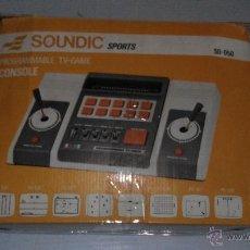 Videojuegos y Consolas: CONSOLA TIPO PONG SOUNDIC . Lote 47423816