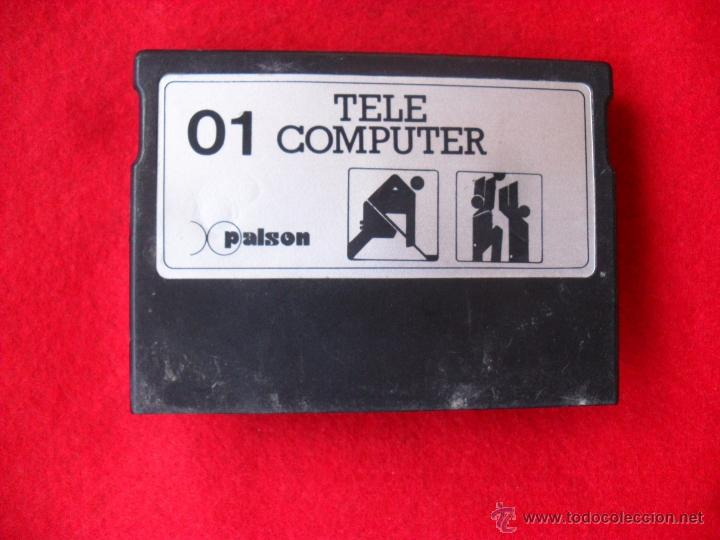 VIDEOJUEGO PALSON,CONSOLA (Juguetes - Videojuegos y Consolas - Otros descatalogados)