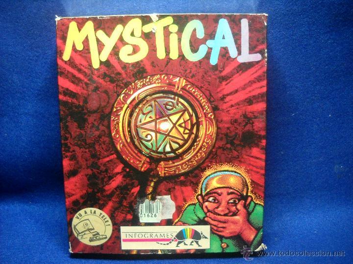 JUEGO MYSTICAL AMIGA PC DE INFOGRAMES (Juguetes - Videojuegos y Consolas - Otros descatalogados)