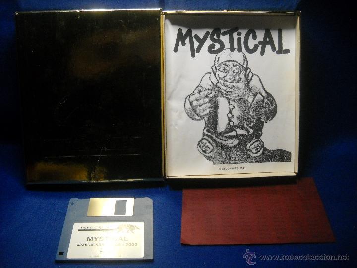 Videojuegos y Consolas: JUEGO MYSTICAL AMIGA PC DE INFOGRAMES - Foto 4 - 47838764