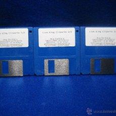 Videojuegos y Consolas: JUEGO REY LEON - LION KING AMIGA PC. Lote 47838828