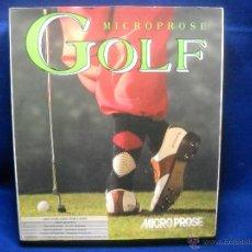 Videojuegos y Consolas: JUEGO GOLF MICROPROSE AMIGA PC. Lote 47838871