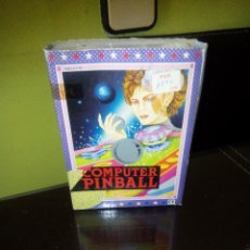 Videojuegos y Consolas: JUEGO ELECTRONICO 1989 COMPUTER PINBALL. Lote 48261332