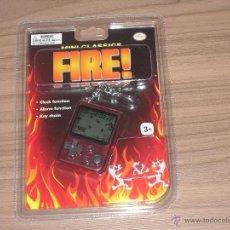 Videojuegos y Consolas: FIRE GAME WATCH MINI CLASSICS NUEVA A ESTRENAR CON BLISTER CON PILAS INCLUIDAS. Lote 144729110