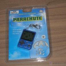 Videojuegos y Consolas: PARACHUTE GAME WATCH MINI CLASSICS NUEVA A ESTRENAR CON BLISTER CON PILAS INCLUIDAS. Lote 122855448