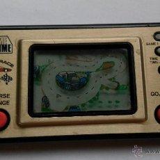 Videojuegos y Consolas: ANTIGUA GAME WATCH GAME TIME FUNCIONANDO. Lote 48662987