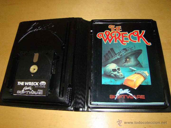 ANTIGUO JUEGO THE WRECK (Juguetes - Videojuegos y Consolas - Otros descatalogados)