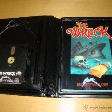 Videojuegos y Consolas: ANTIGUO JUEGO THE WRECK. Lote 48668055