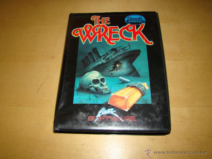 Videojuegos y Consolas: Antiguo juego THE WRECK - Foto 3 - 48668055