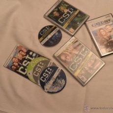 Videojuegos y Consolas: CSI , LOTE DE JUEGOS PARA PC CD DVD ORDENADOR CODEGAME VERSIÓN ESPAÑOLA. Lote 49101640