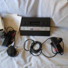 Videojuegos y Consolas: VIDEOCONSOLA FUNVISION,RARA,FUNCIONANDO Y COMPLETA. Lote 49528481