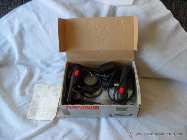 Videojuegos y Consolas: videoconsola funvision,rara,funcionando y completa - Foto 4 - 49528481