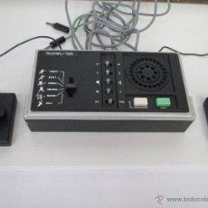 Videojuegos y Consolas: VIDEOJUEGO TELEMASTER T 1000 - EL PRIMER VIDEOJUEGO - ÚNICO EN ITERNET . Lote 49699000